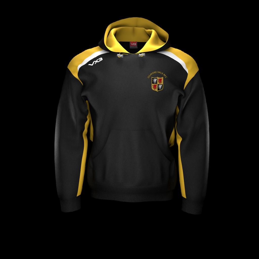 Ogmore Vale RFC Teamwear U Design Embroidery
