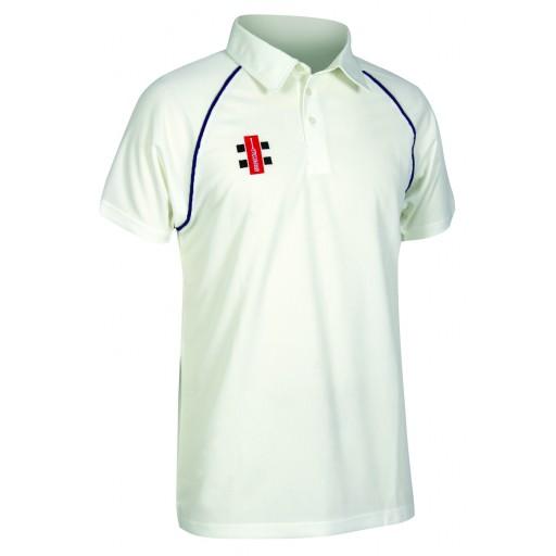 Bridgend Town CC Junior S/S Shirt