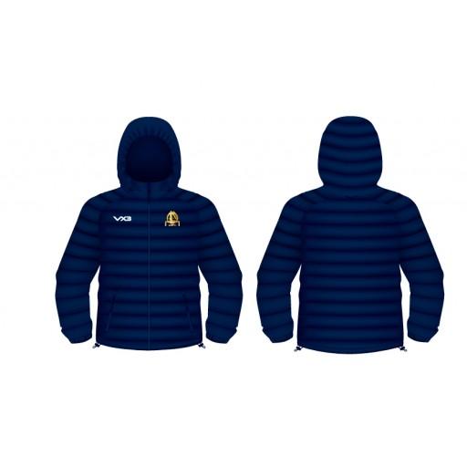 Llandaff RFC Quilted Jacket