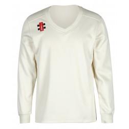 Gorseinon CC Gray - Nicolls Velocity Sweater