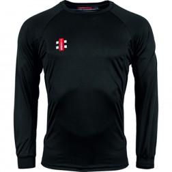 Radyr CC Long Sleeve G-N Matrix T-Shirt
