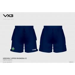 Upper Rhondda Training Shorts