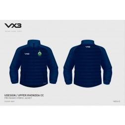 Upper Rhondda CC Hybrid Jacket