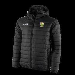 Maesteg Celtic RFC Quilted Jacket